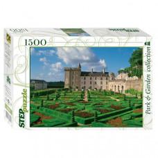 Пазл Step Puzzle Франция Вилландри 1500 эл. (83041)