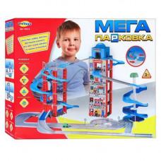 Игровой набор Umi Toys Мега парковка (922-5)