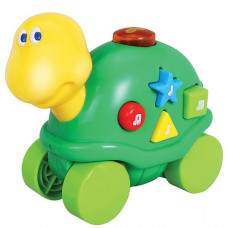 Развивающая игрушка Navystar Дружелюбные животные Черепашка музыкальная (65039-E-4)