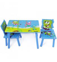 Стол и 2 стула Tilly W02-5152 Sponge Bob