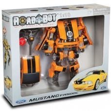 Робот-трансформер Roadbot Mustang FR500C, 1:18 (50170R)