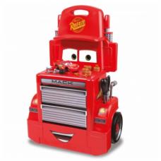 Игровой набор Smoby Мастерская-грузовик Mack Disney Cars (360208)