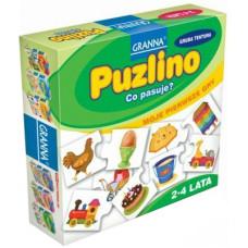 Настольная игра Granna Пузлино (11401)
