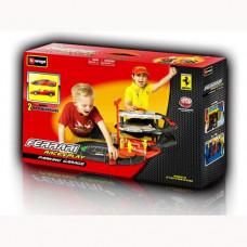Игровой набор Bburago Гараж Ferrari (18-31204)