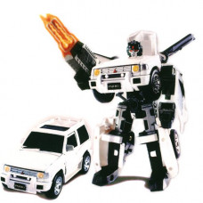 Робот-трансформер Roadbot Mitsubishi Pajero (52020 r)